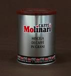 Molinari - 5* E.  Cinque Stelle - 5* eszpresszó keverék 250 g