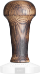 Nyél - Tadamm Tölgyfa égetett, antikolt hosszú (TÉAH) hosszú / 9 cm