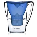 BWT víztisztító kanna - Kék  2,7 liter Best Water Technology