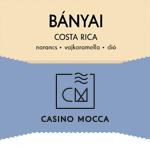 Costa Rica (B/f)  Bányai Casino Mocca / filter 200g