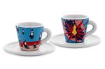 Bialetti csésze Art  Art espresso csésze
