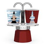 Bialetti Mini Express (M)  Magritte 2 adagos