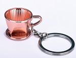 Kulcstartó Dripper (rosegold)