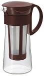 Hario Mizudashi 600 Barna  hideg filterkávé készítő hasznos kapacitás: 500 ml