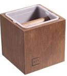 Knock box Classic  barna v. fekete